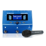 TC-Helicon VoiceLive Play with Sennheiser e 835 fx