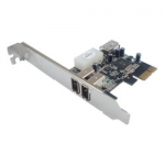 Контроллер IEEE1394 STLab F-261 TI PCI-E