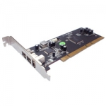Контроллер IEEE1394 STLab F-161 TI PCI-X