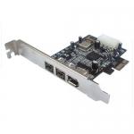 Контроллер IEEE1394 STLab F-301 TI PCI-E