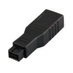 Переходник Firewire 800 / 400 (M 9 to F 6 Pin)